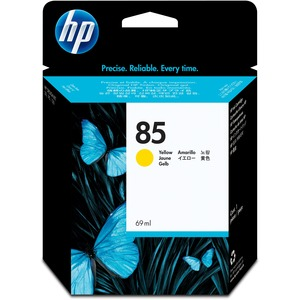 HP 85 Yellow Ink Cartridge HEWC9427A