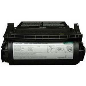 Lexmark Optra T Black Toner Cartridge LEX12A5140