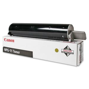 Canon NPG-11 Toner Cartridge - Black CNMNPG11