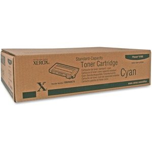 Xerox Toner Cartridge - Cyan XER106R00676