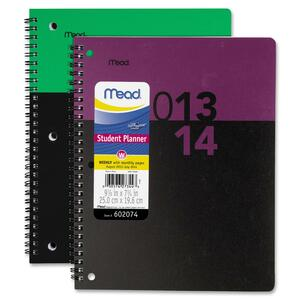At-A-Glance Student Weekly/Montly Planner AAG60207410