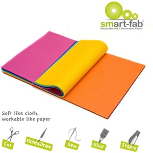 Smart-Fab Disposable Fabric Sheets SFB23812184599