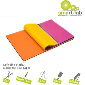 Smart-Fab Disposable Fabric Sheets SFB23809124599