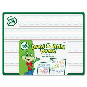 The Board Dudes Leap Frog Double Side Draw & Whiteboard BDU19467UA24