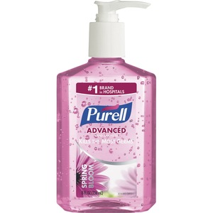 Purell Instant Hand Sanitizer for Breast Cancer Awareness
