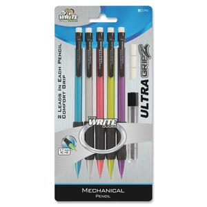 MEGA Brands Ultra Gripz Mechanical Pencils BDU2743BA48