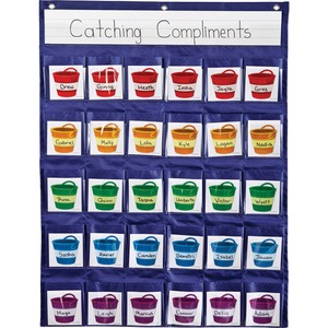 Carson-Dellosa Educational Pocket Chart CDP158161