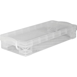 Advantus Super Stacker Stackable Pencil Box AVT40309