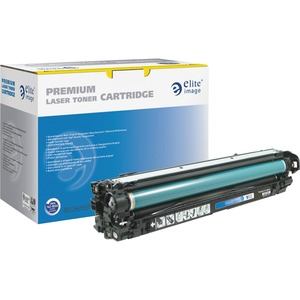 Elite Image Toner Cartridge - Replacement for HP (CE270A) - Black ELI75745