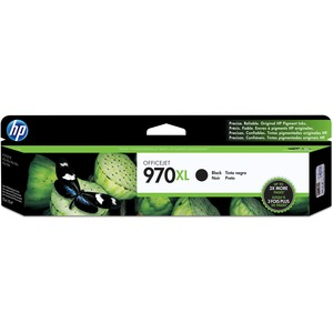 HP 970XL High Yield Black Original Ink Cartridge HEWCN625AM