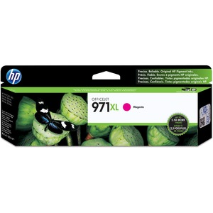 HP 971XL High Yield Magenta Original Ink Cartridge HEWCN627AM