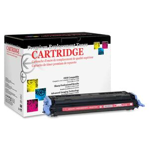 West Point Products Remanufactured Magenta Toner WPP200075P