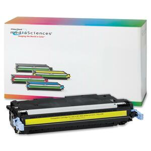 Media Sciences Toner Cartridge - Replacement for HP (503A) - Yellow MDA40972