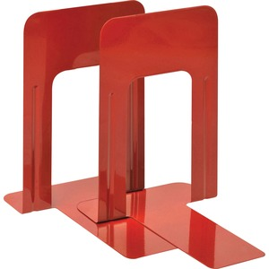 "Steelmaster Deluxe Steel 9"" Bookends MMF241009107"