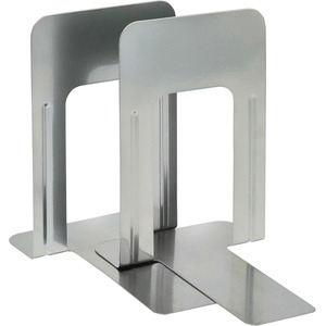 "Steelmaster Deluxe Steel 9"" Bookends MMF241009150"