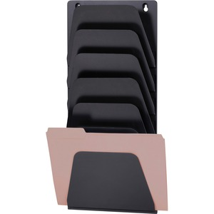 OIC 7 Compartment Wall File Holder OIC21505