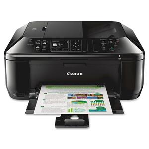 Canon PIXMA MX522 Inkjet Multifunction Printer - Color - Photo Print - Desktop CNMMX522