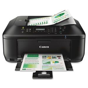Canon PIXMA MX452 Inkjet Multifunction Printer - Color - Photo Print - Desktop CNMMX452