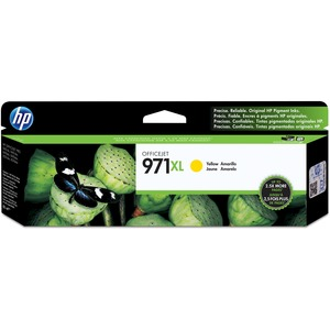 HP 971XL Ink Cartridge - Yellow HEWCN628AM