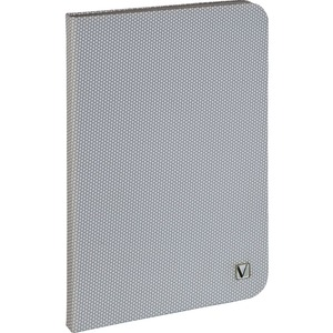Verbatim Carrying Case (Folio) for iPad mini - Pebble Gray VER98101