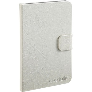 Verbatim Folio Case for Kindle Fire (Slate Silver) VER98082