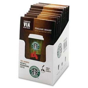 Starbucks VIA Ready Brew Italian Roast Coffee Instant SBK11019880