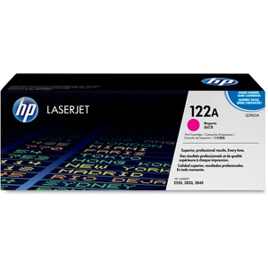 HP 122A Magenta Original LaserJet Toner Cartridge HEWQ3963A