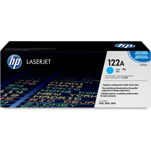 HP 122A Cyan Original LaserJet Toner Cartridge HEWQ3961A