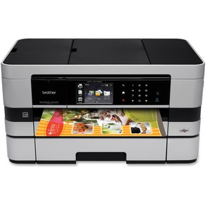 Brother Business Smart MFC-J4710DW Inkjet Multifunction Printer - Color - Plain Paper Print - Desktop BRTMFCJ4710DW