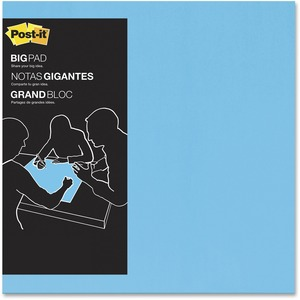Post-it Big Pads MMMBP22B