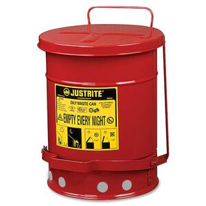 Justrite Justrite 21-Gallon Oily Waste Can JUS07041