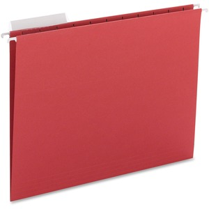 Smead 64024 Red Hanging File Folders SMD64024