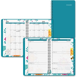 AT-A-GLANCE Ewelina Academic Weekly/Monthly Appointment Book AAG801200A