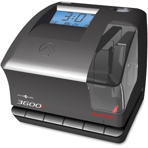 Pyramid 3600SS SmartSite Time Clock & Document Stamp PTI3600SS