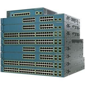 CISCO WS-C3560G-48TS-S
