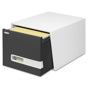 "Bankers Box Stor/Drawer Premier - 18"" Letter, Black FEL3791001"