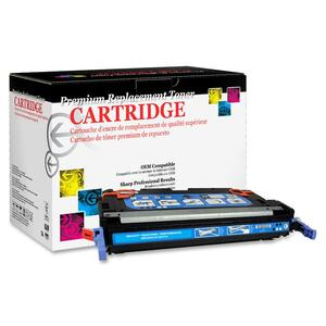 West Point Products Toner Cartridge - Cyan WPP200082P