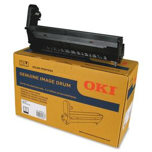 Oki Black Image Drum - 30,000 Pages5 OKI45395712