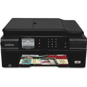 Brother MFC-J650DW Inkjet Multifunction Printer - Color - Plain Paper Print - Desktop BRTMFCJ650DW
