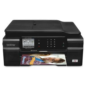 Brother Work Smart MFC-J870DW Inkjet Multifunction Printer - Color - Plain Paper Print - Desktop BRTMFCJ870DW