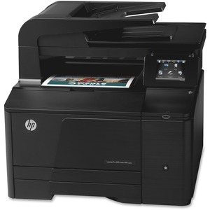 HP LaserJet Pro 200 M276NW Laser Multifunction Printer - Color - Plain Paper Print - Desktop HEWCF145A