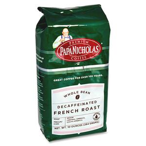 PapaNicholas Coffee WB Decaffeinated French Roast PCO12006