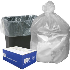 Webster High Density Resin Can Liners WBIHD24338N