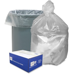 Webster High Density Resin Can Liners WBIHD404812N