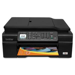 Brother MFC-J450DW Inkjet Multifunction Printer - Color - Plain Paper Print - Desktop BRTMFCJ450DW