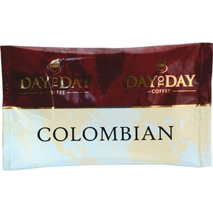 PapaNicholas Coffee Coffee, Single Pot Pack, 42/CT, Day To Day Colombian Blend Pot Pack PCO23001