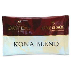 PapaNicholas Coffee Coffee, Single Pot Pack, 42/CT, Day To Day Kona Blend Pot Pack PCO23002