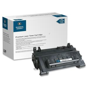 Business Source Toner Cartridge - Remanufactured for HP (CE390A) - Black BSN38729