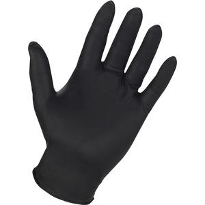 Genuine Joe Titan Nitrile Powder Free Indust Gloves GJO15372