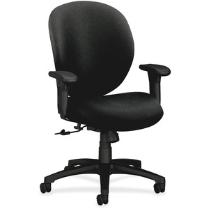 HON 7600 Series Managerial Mid-Back Chair HON7622CU10T